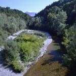 Rivière le Chéran – Alby sur Chéran-  Massif des Bauges – H